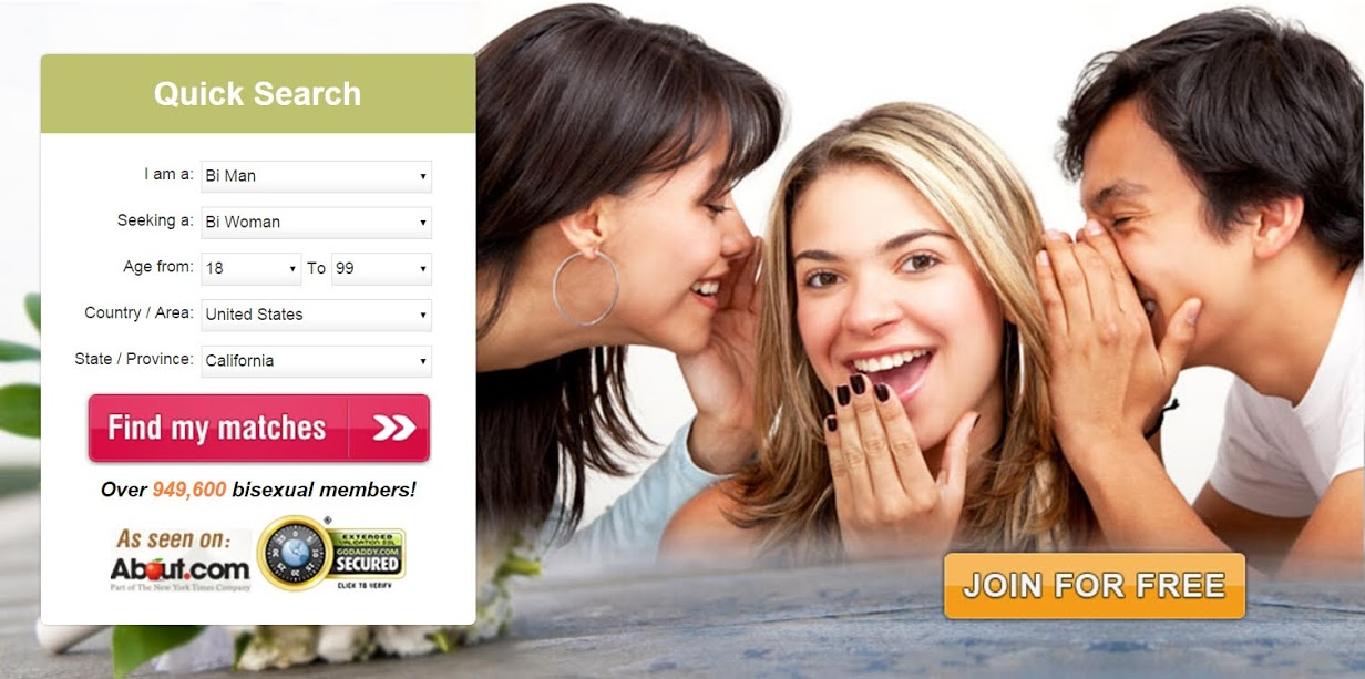 best bi dating sites