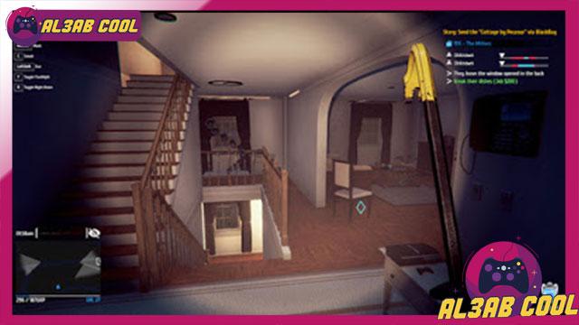 تنزيل لعبة محاكي الحرامي Thief Simulator من الميديا فاير