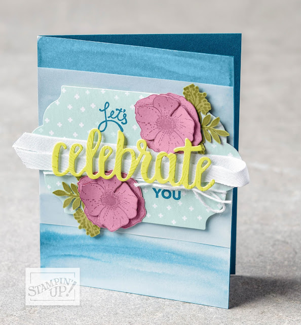 Celebrate You from Stampin' Up!