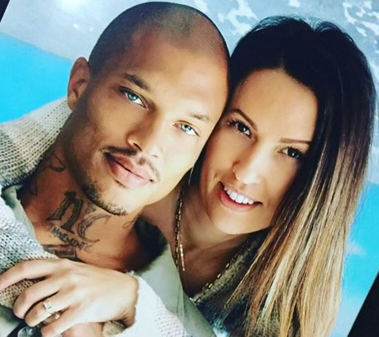 Jeremy Meeks rejects estranged wife's bid for spousal support,says he earns $6k not $1m monthly
