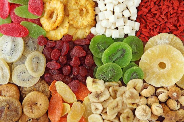 9 Manfaat Kesehatan Buah Kering