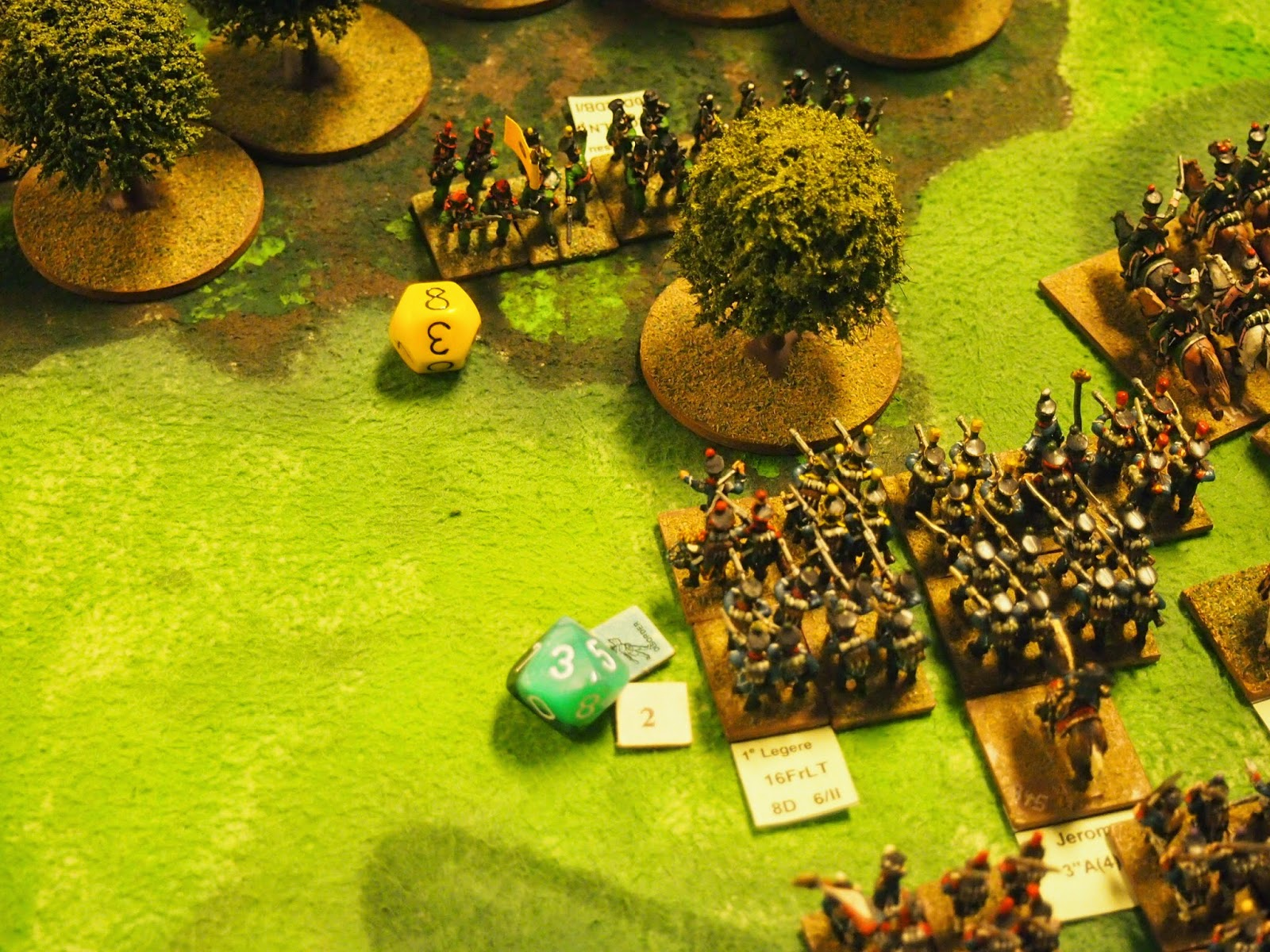 Avon Napoleonic Fellowship: Wargaming Waterloo 1815 : 2015