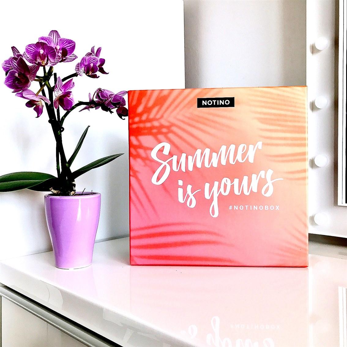 zdjęcie przedstawiające Notino Summer Box
