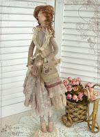 кукла по мотивам тильда