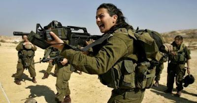 Incluso antes de la creación del Estado de Israel, el país siempre ha tenido el orgullo de las mujeres y su papel central en las organizaciones militares.
