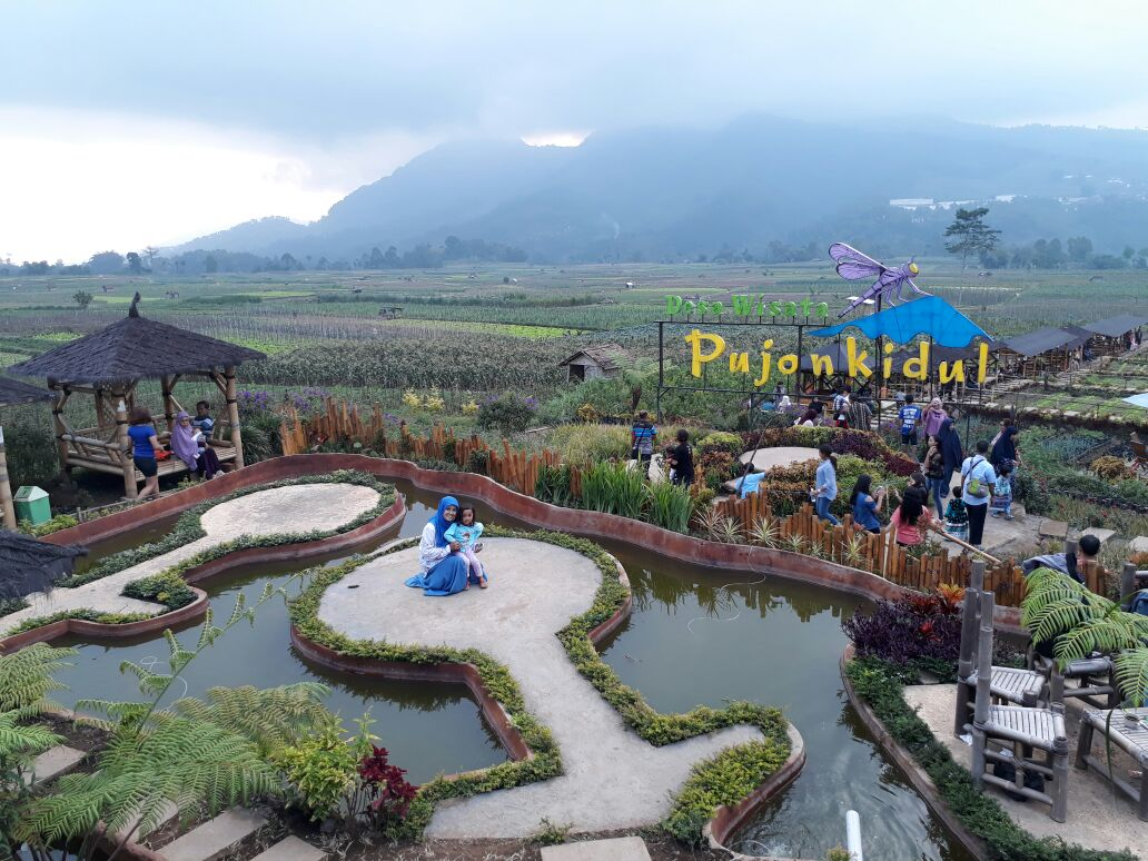 Reni Dwi Astuti Desa Wisata Pujon Kidul Kepingan Surga Di Bumi Arema