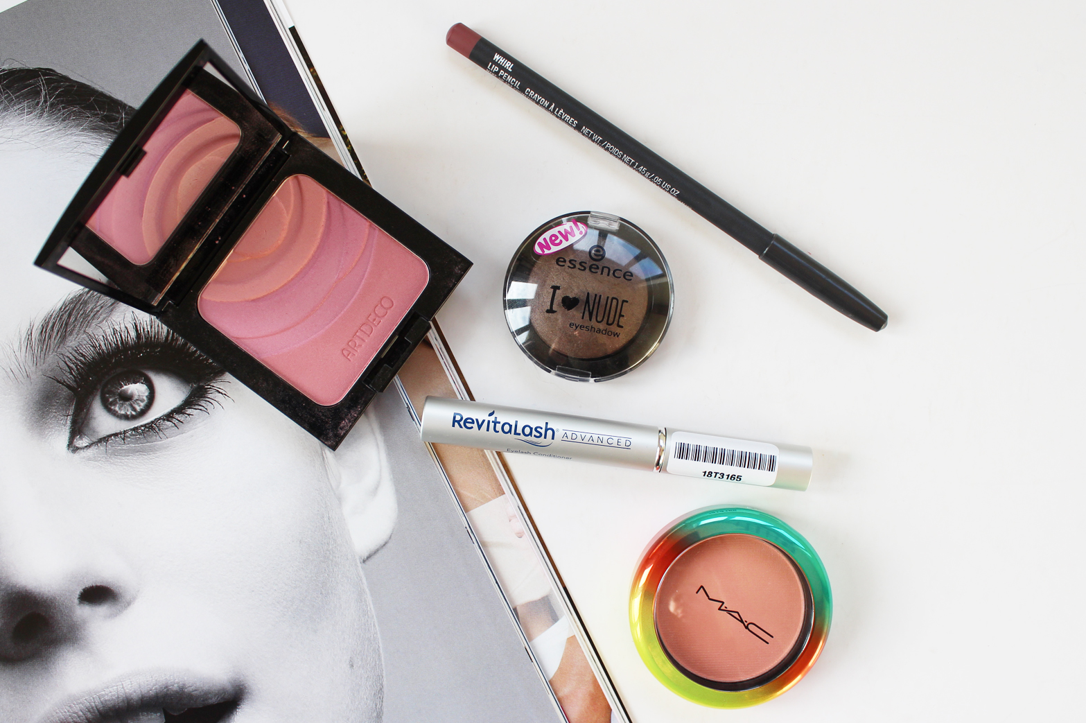 MOST LOVED | June '15 - ArtDeco, Essence, MAC, + Revitalash - CassandraMyee