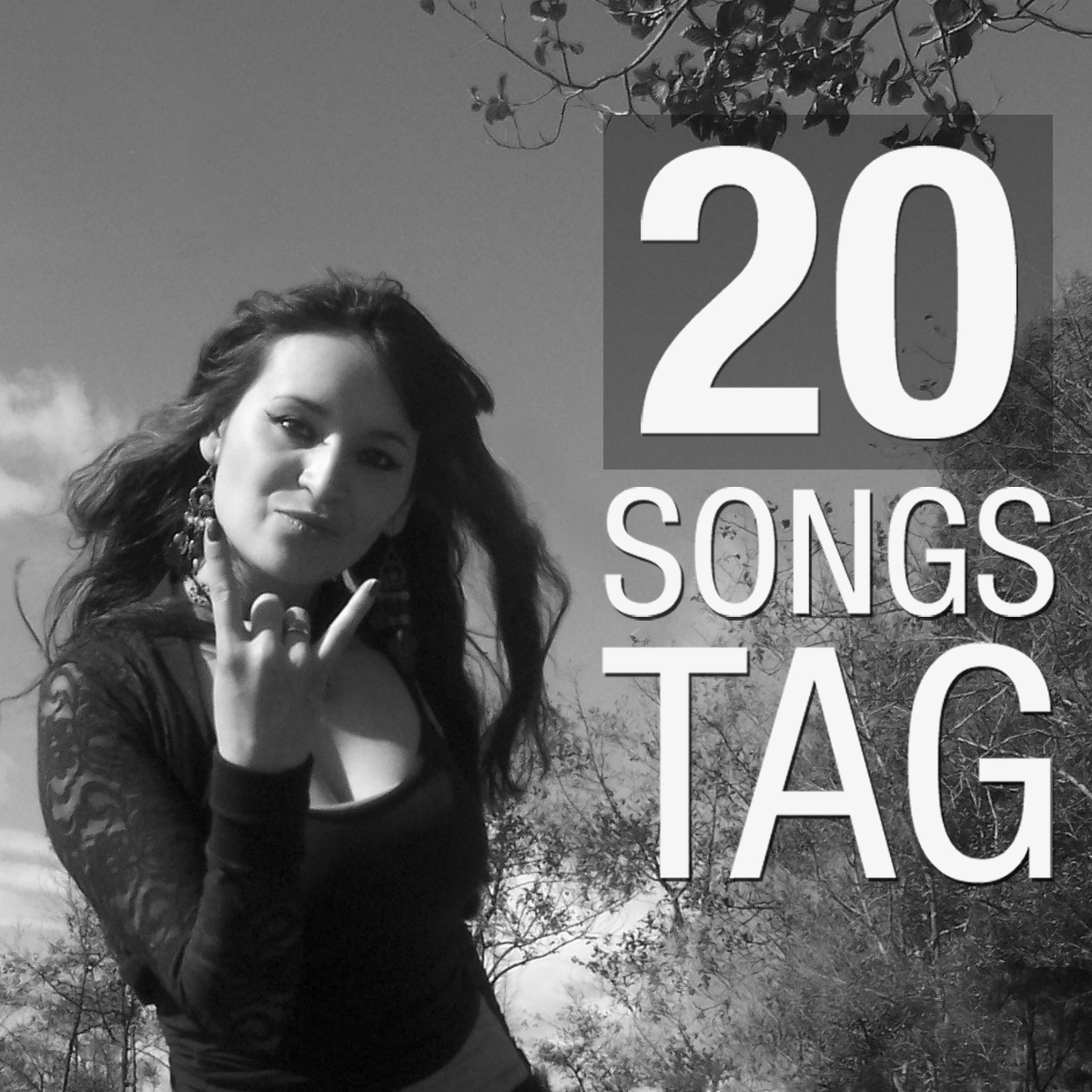 TAG de las 20 canciones - 20 songs TAG