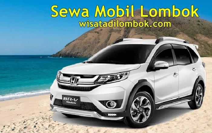 Harga Rental Mobil Honda di Lombok