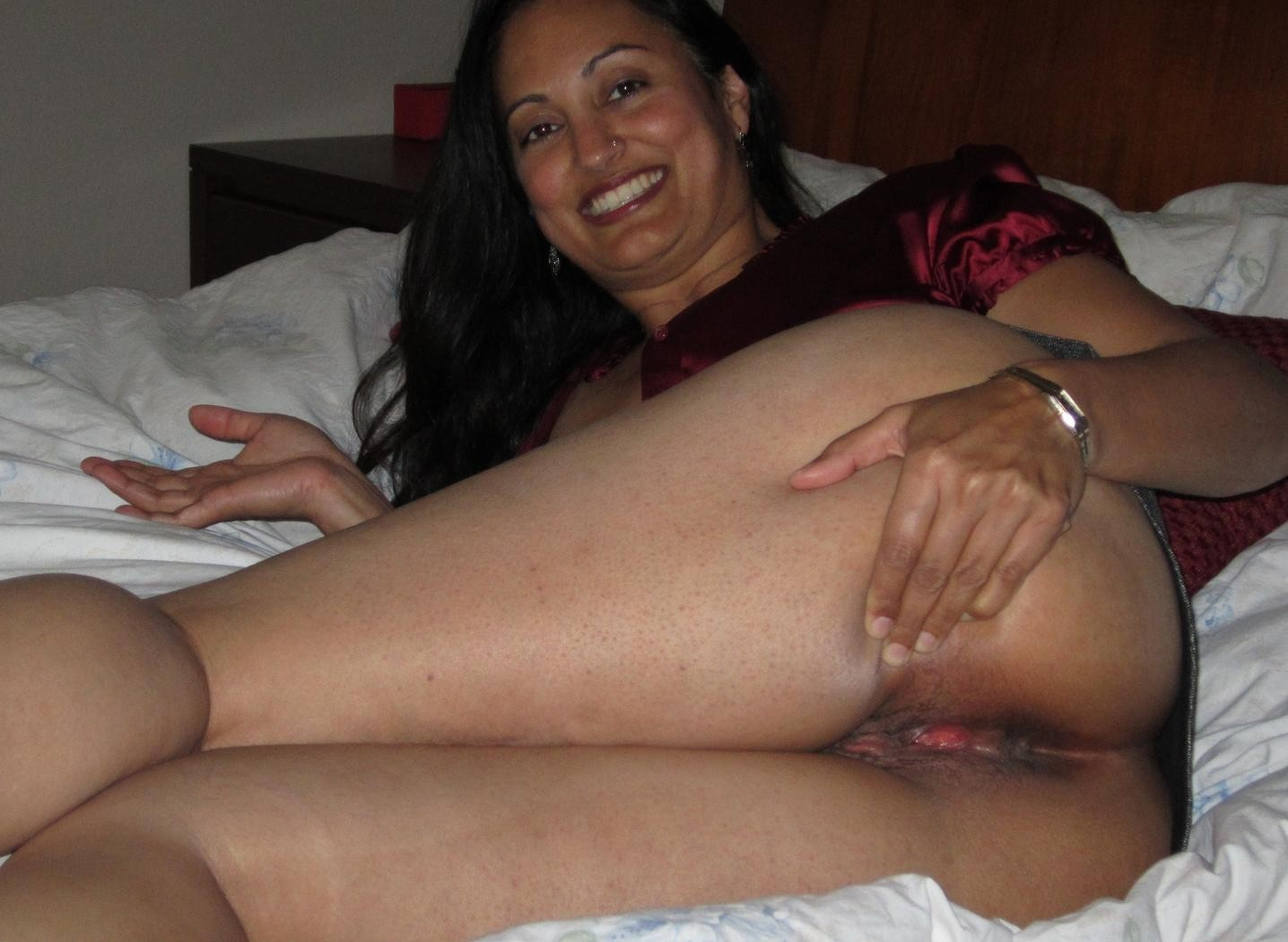 Big butt indian mom