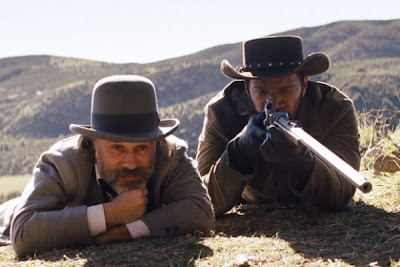 Django Unchained Movie directed by Quentin Tarantino