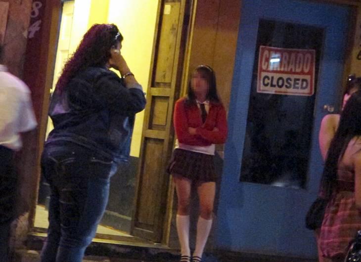 videos prostitutas calle lugares que frecuentan las prostitutas