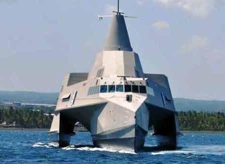 Kapal Perang Buatan Indonesia dari Banyuwangi milik TNI AL
