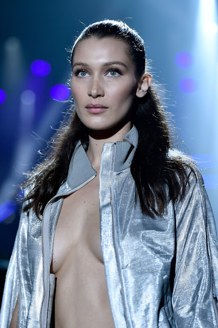 Fashion Model, @ Bella Hadid - amfAR's 23rd Cinema Against AIDS Gala Runway Show