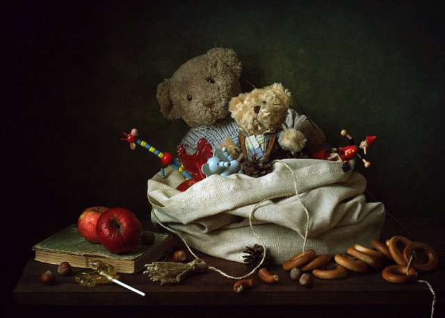 Красивые фото и фотонатюрморты с предметами