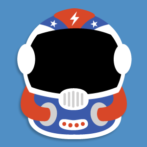astronaut hat template - photo #30