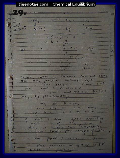 Chemical Equilibrium chemistry6