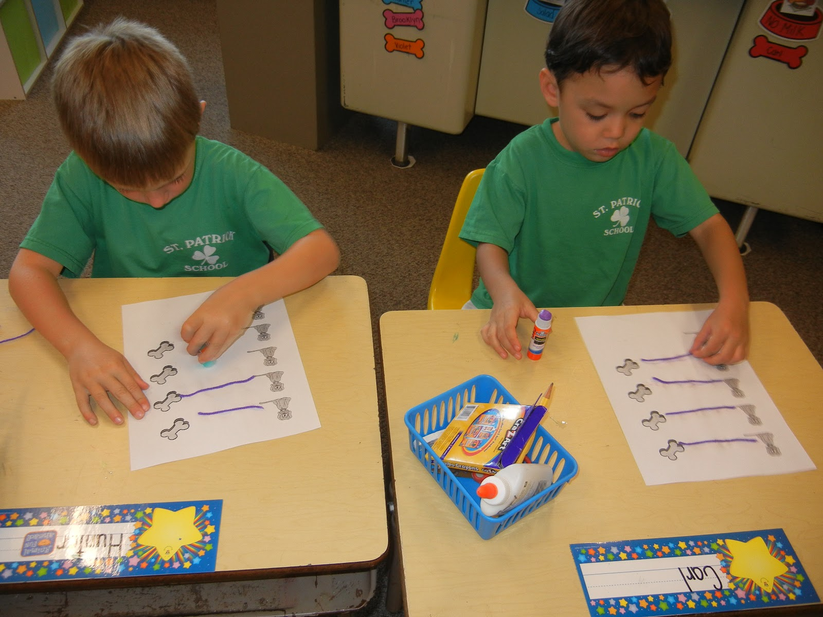 Miss Lawruk S Kindergarten One To One Correspondence And