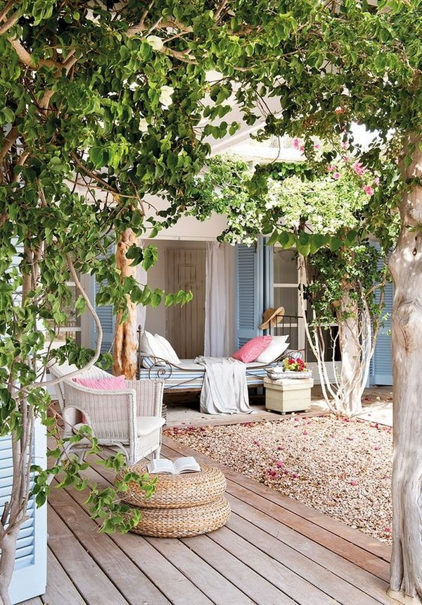 8 Simple And Elegant Ideas For Patios - Everybody Would Love It! 5