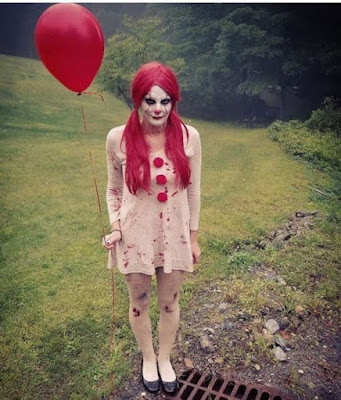 Stephen King's IT Ladies Costume