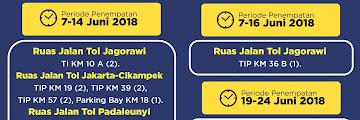 Nih Dia Lokasi Top Up Uang Elektronik untuk Mudik 2018