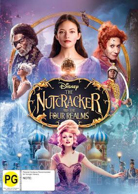 Win a copy of Disney's The Nutcracker & the Four Realms