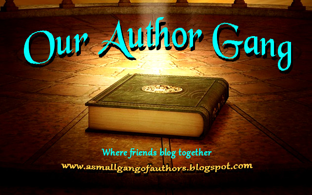 Our Author Gang Logo