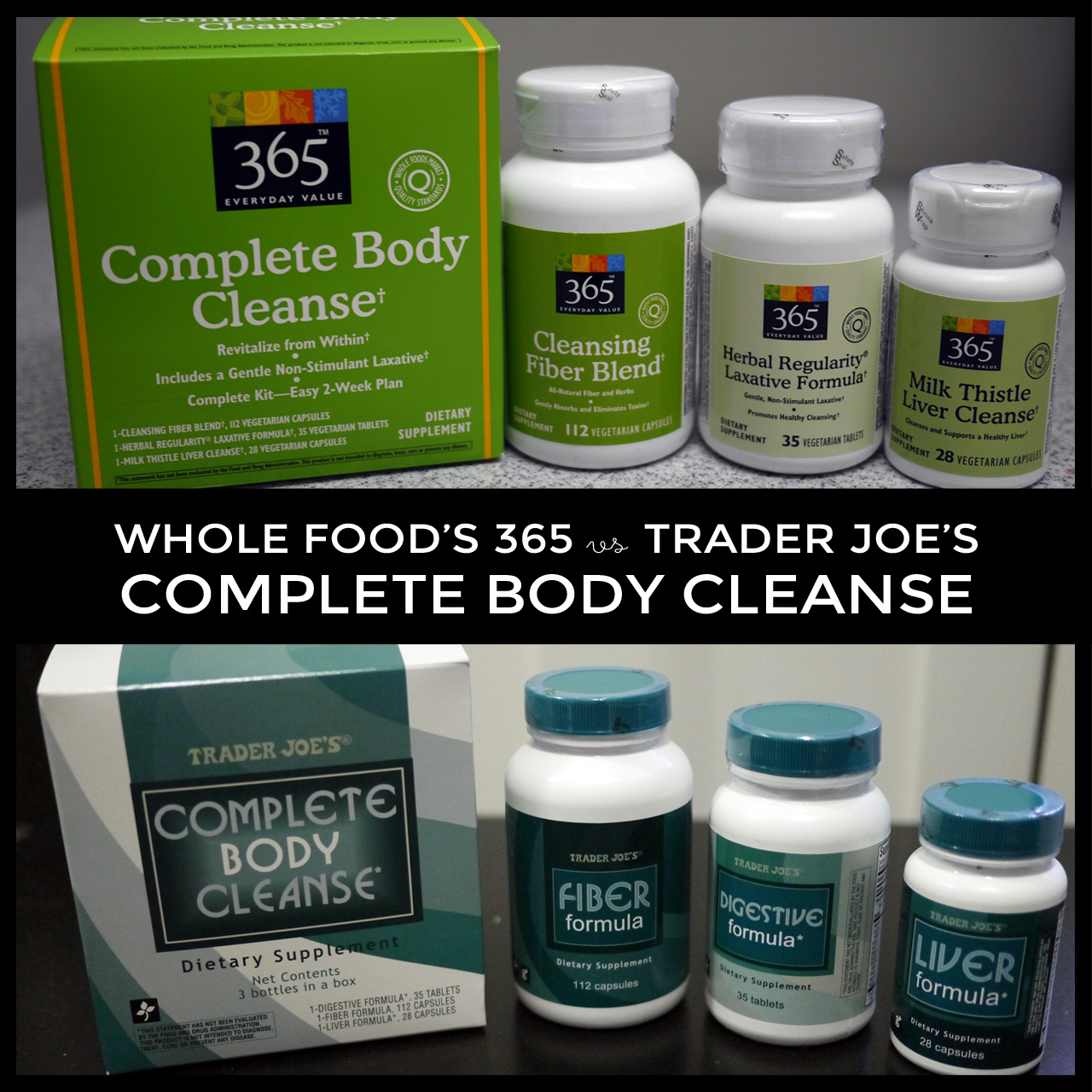 Complete Body Cleanse Whole Foods
