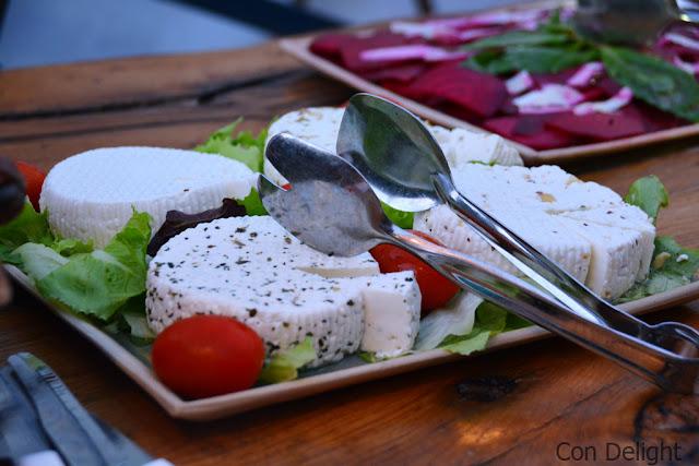 הגבינות של בארי Beeri cheeses