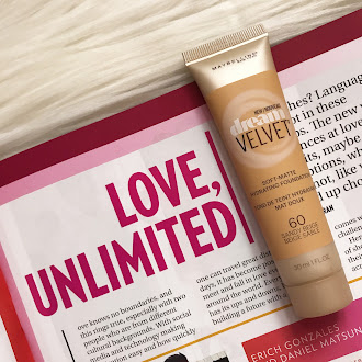Maybelline Dream Velvet Soft-Matte Hydrating Foundation in 60 Sandy Beige Review