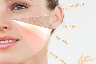Phân biệt các loại da và cách chăm sóc cho từng loại da