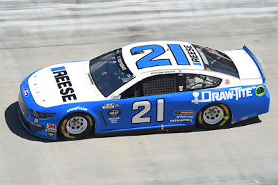 In addition, Matt DiBenedetto from Wood Brother's Racing led four laps and Logano led two laps.  #NASCAR