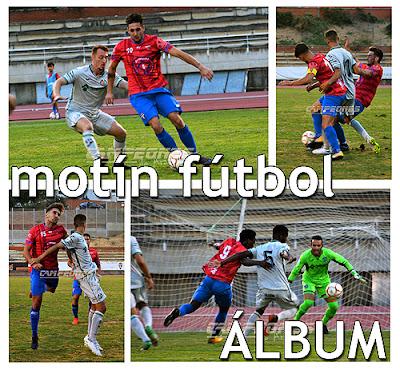 Fútbol Real Aranjuez Motín