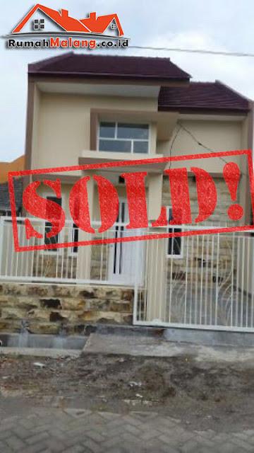 rumah dijual murah di sulfat malang