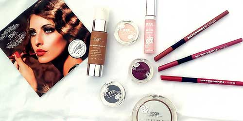 coleccion maquillaje vintage stage line
