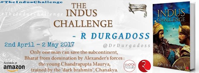 Blog Tour: The Indus Challenge by R. Durgadoss