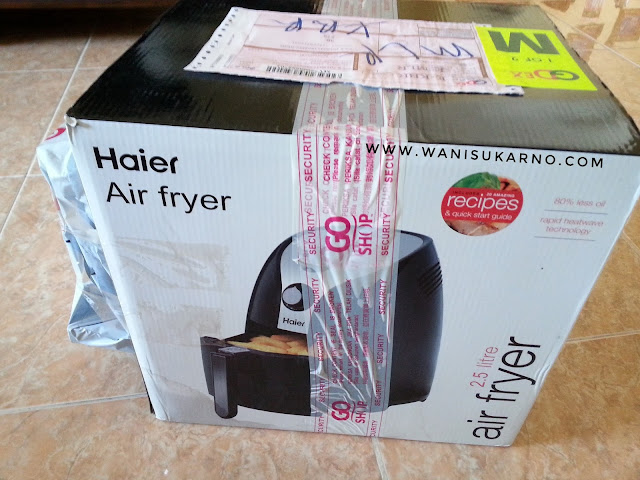 Haier air fryer