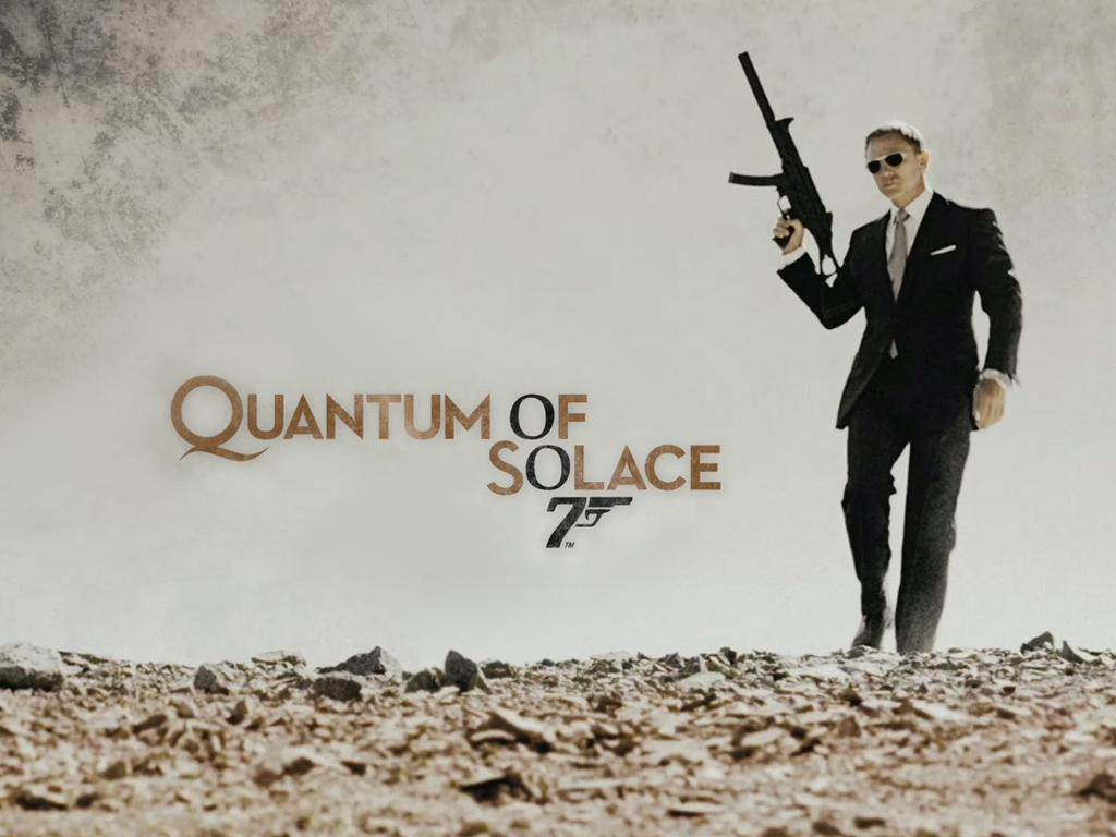 Casino royale quantum of solace