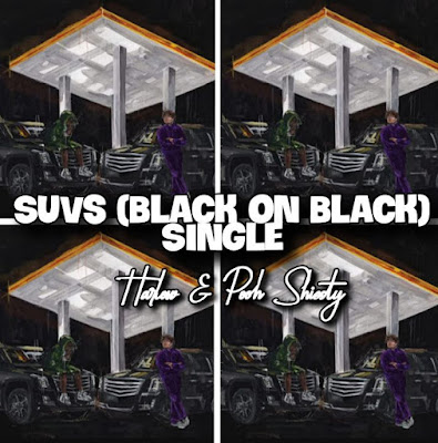 Jack Harlow x Pooh Shiesty's Song: SUVs (Black on Black) - Chorus: All my brags turn to facts, all my hundreds turn to racks.. Streaming - MP3 Download