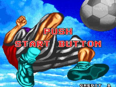 街機:街頭足球(Back Street Soccer)+金手指作弊碼,好玩球類運動遊戲!