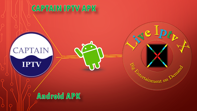 CAPTAIN IPTV APK