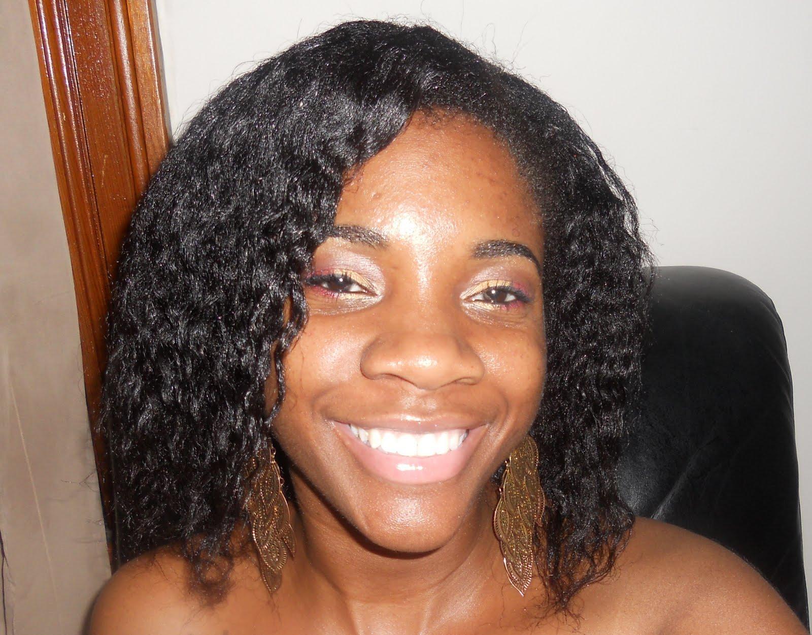 6footlonghair Relaxed Hair Is Versatile Too