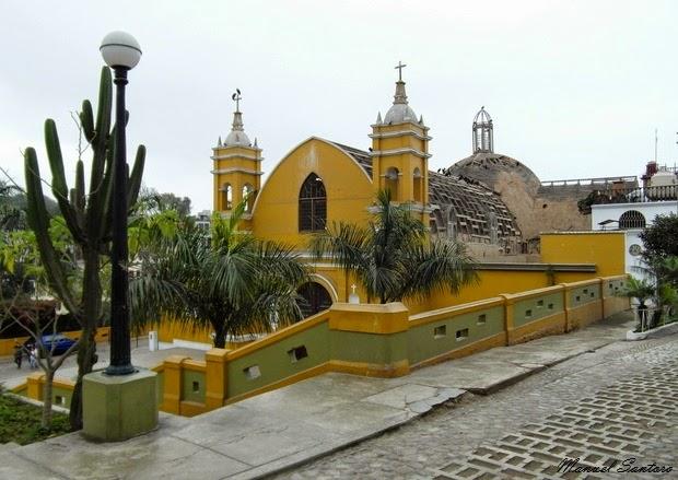 Lima, Barranco. La Ermita