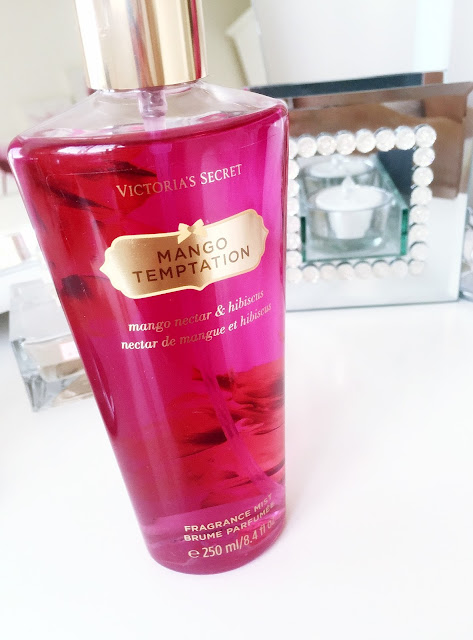 Victoria's Secret Mango Temptation Fragrance Mist