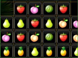 Meyveleri Eşleştir - Fruit Block Match