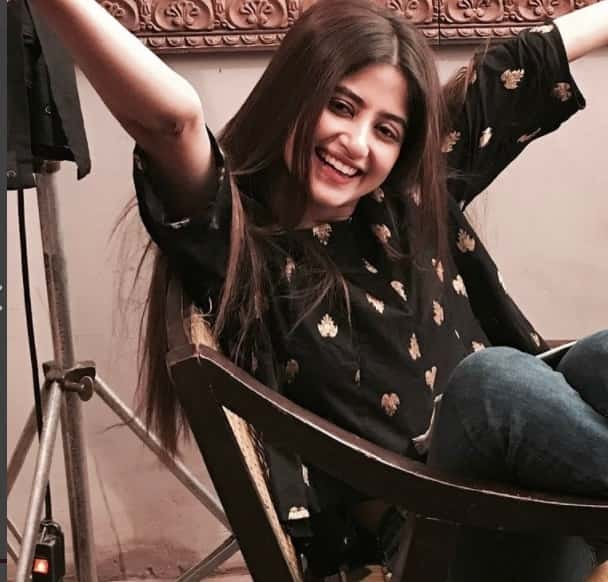 Sajal Ali Most Beautiful Pakistani Actress