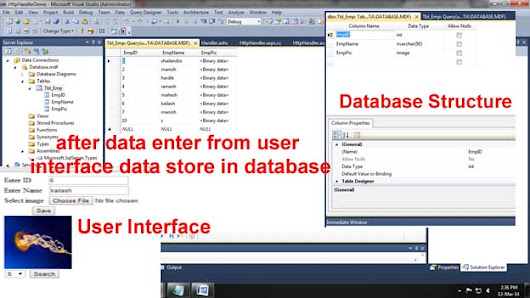 how to store images in image datatype in sql server | Sradha WebCreations