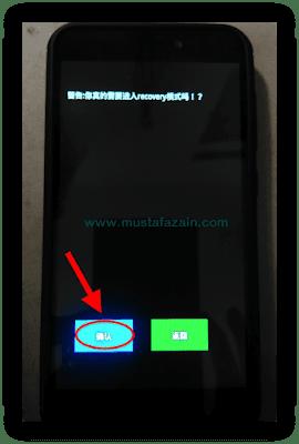 Cara Memasang TWRP Xiaomi Redmi 4X