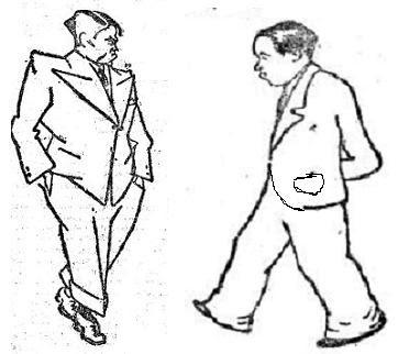Caricaturas de Salo Flohr