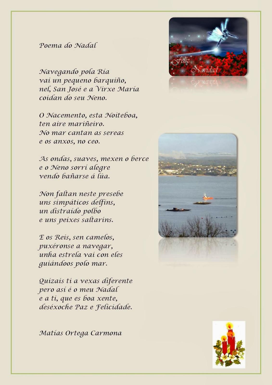 Cuentos Del Abuelo Poema Do Nadal